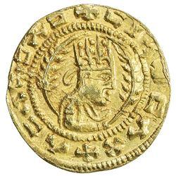 AXUM: Ebana, 5th century, AV unit (1.51g). EF-AU