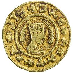 AXUM: Ebana, 5th century, AV unit (1.66g). VF-EF