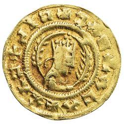 AXUM: Ebana, 5th century, AV unit (1.45g). VF-EF