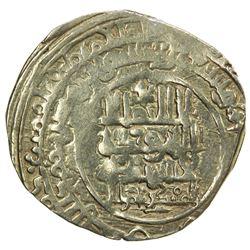 GREAT SELJUQ: Malikshah I, 1072-1092, AV dinar, pale gold (4.62g), MM, DM. VF