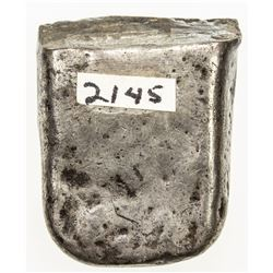 CELTIC CENTRAL EUROPE & ASIA MINOR: AR ingot (24.78g)