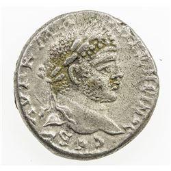 ROMAN EMPIRE: Caracalla, 198-217 AD, AR tetradrachm (14.33g), Antioch. VF