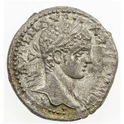 ROMAN EMPIRE: Elagabalus, 218-222 AD, AR tetradrachm (12.27g), Antioch. VF
