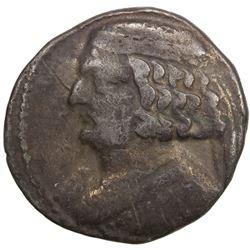 PARTHIAN KINGDOM: Orodes II, c. 57-38 BC, AR tetradrachm (13.55g), Seleukaia on the Tigris. F-VF