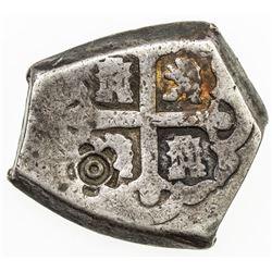 SUMENEP: Sultan Paku Nata Ningrat, 1811-1854, AR real batu (13.22g). VF