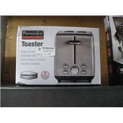 PROFESSIONAL SERIES TOASTER