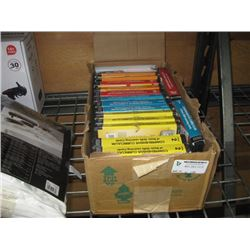 ASSORTED GRADES LEARNING CARDS