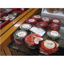 24PC YANKEE CANDLE