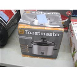 TOASTMASTER 2 QUART SLOW COOKER
