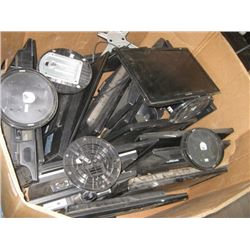 PALLET OF ASSORTED MONITORS UNTESTED