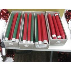 ASSORTED SIZES TAPERS