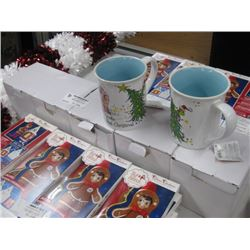 5PC CHRISTMAS GRINCH CUPS