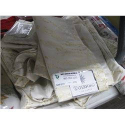APPROX 16PC WATERFORD NAPKINS