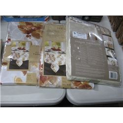 3PC ASSORTED TABLE CLOTHES