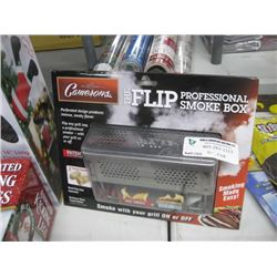 CAMERONS THE FLIP PROFESSIONAL SMOKE BOX
