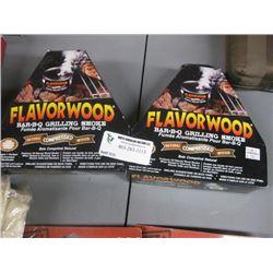 2PC FLAVORWOOD SMOKE BAR-B-Q