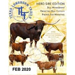 FEBRUARY HERD SIRE EDITION