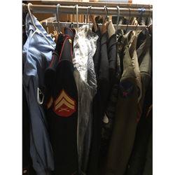 Lot 577 - Military Multi Uniform Lot