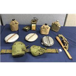 Lot 583 - Military Multi Items Lot