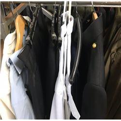 Lot 589 - Military Multi Uniform Lot