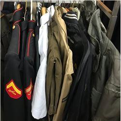 Lot 591 - Military Multi Uniform Lot