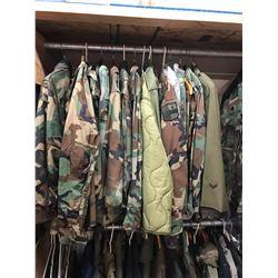 Lot 601 - Military Multi Uniform Lot