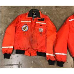 Lot 604 - Military Coast Guard Jackets