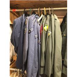 Lot 609 - Military Multi Uniform Lot