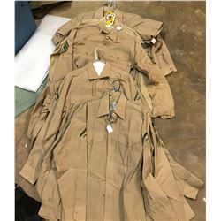 Lot 615 - Military Shirts