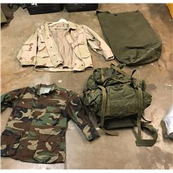 Lot 617 - Military Items