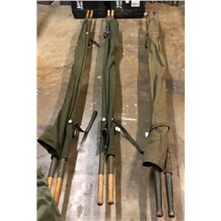 Lot 620 - Military Stretchers
