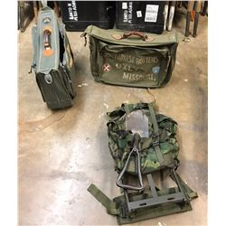 Lot 623 - Military Items