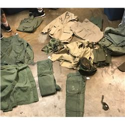 Lot 624 - Military Items