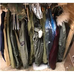 Lot 629 - Military Multi Uniform Lot