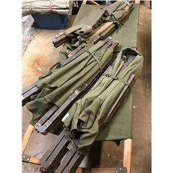 Lot 635 - Military Stretchers