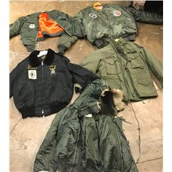 Lot 638 - Military Clothing
