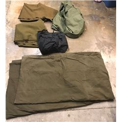 Lot 641 - Military Items