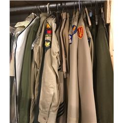 Lot 643 - Military Items