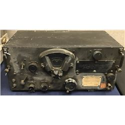 Lot 645 - Military WWII Radio Receiver