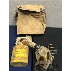Lot 647 - Military Gas Mask