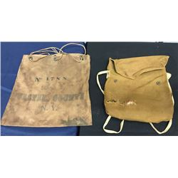 Lot 648 - Military Civil War? Carrying Pouch