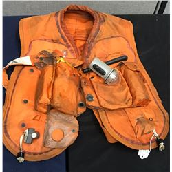 Lot 652 - Military Mark 2 Inflatable Vest