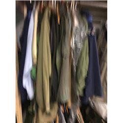 Lot 655 - Military Uniforms