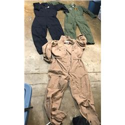 Lot 658 - Military Flyer Coveralls