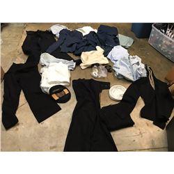 Lot 661 - Military Multi Uniform Lot