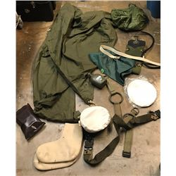 Lot 667 - Military Items