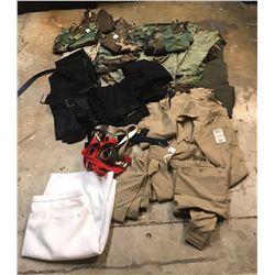Lot 670 - Military Multi Uniform Lot