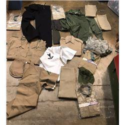 Lot 674 - Military Multi Uniform Lot