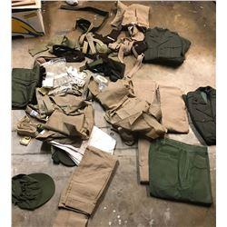 Lot 676 - Military Multi Uniform Lot