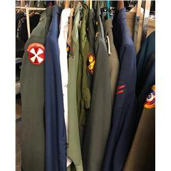 Lot 681 - Military Multi Uniform Lot